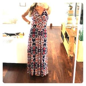 Cute and comfy Maxi Dress by Loveapella